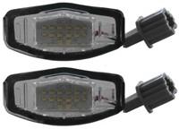 Honda LED kentekenverlichting unit