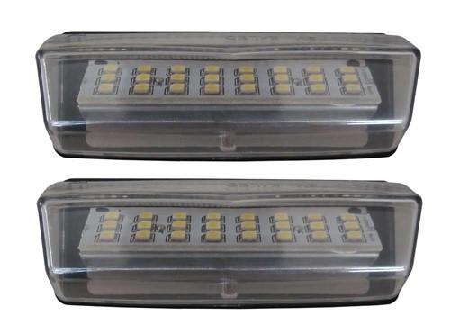 LED kentekenverlichting geschikt voor Toyota - Lexus