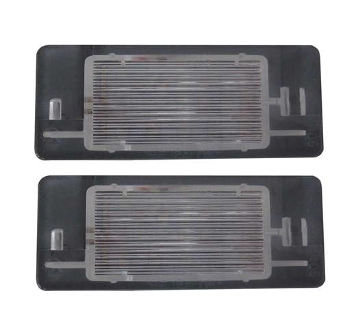 LED kentekenverlichting geschikt voor Opel Vectra