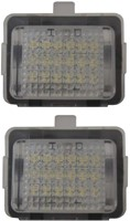 Mercedes LED kentekenverlichting