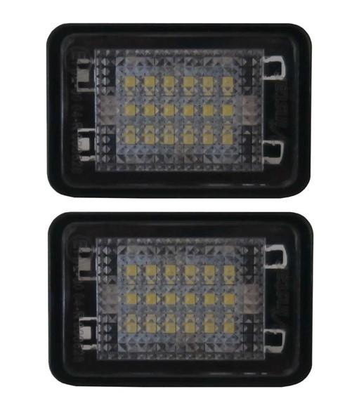 Mercedes Benz GLK X204 LED kentekenverlichting