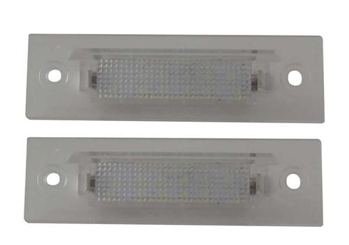 LED Kentekenverlichting Canbus versie geschikt voor Porsche