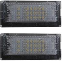 BMW E46 4D-5D LED kentekenverlichting unit