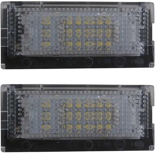 BMW E46 4D-5D LED kentekenverlichting unit-1