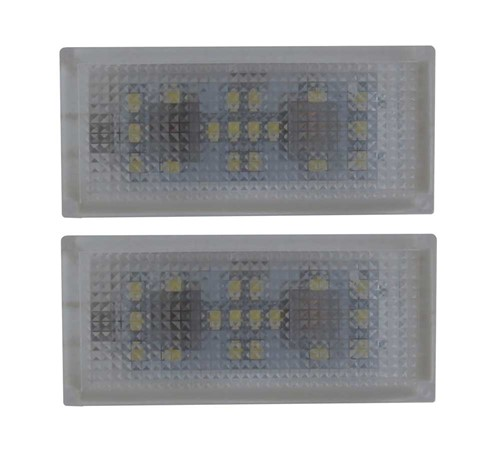 BMW E65 - E66 LED kentekenverlichting unit-2