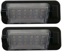BMW E36 LED kentekenverlichting unit-1