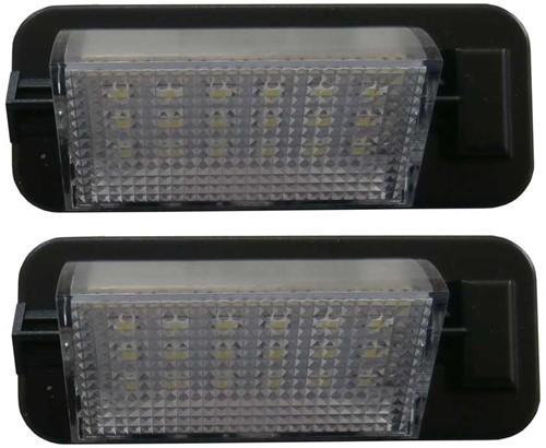 BMW E36 LED kentekenverlichting unit