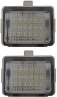Mercedes LED kentekenverlichting unit