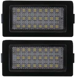 BMW E38 LED kentekenverlichting unit