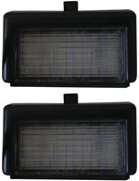 Mercedes ML W164 LED kentekenverlichting unit
