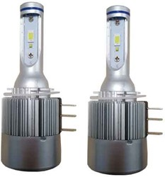 Canbus H15 LED Vervangingslamp Set 6000k Wit