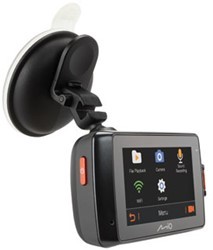 Mio MiVue 658 Touch Super HD dashcam + GPS + WiFi