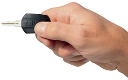 Thule One Key System, 4 cilinders