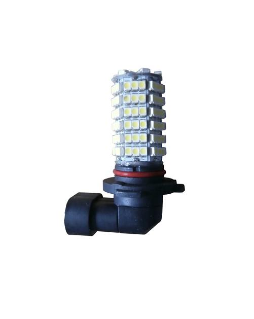 120 SMD HB3 LED mistlicht-Wit