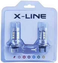H7 Grootlicht Canbus LED vervangingslamp 50w