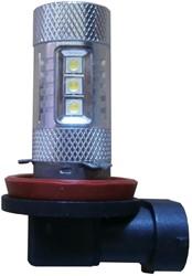 Grootlicht LED H7-50w vervangingslamp