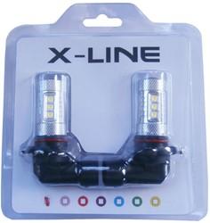 Grootlicht LED HB3-50w vervangingslamp