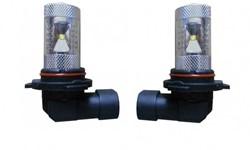 30w HP H8 Blauw Canbus LED mistlicht