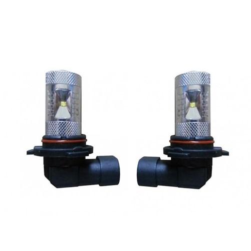 30w HP H11 Blauw Canbus LED mistlicht