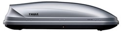 Thule Pacific 200 Zilver