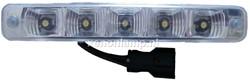 5 SMD LED dagrijverlichting unit 19cm