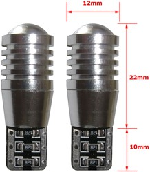 5 watt High power LED w5w