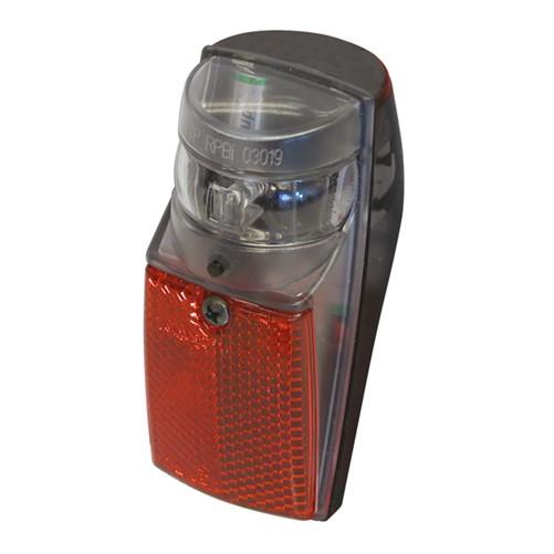 LED Achterlicht batterijen met reflector E1