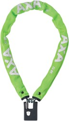 AXA Kettingslot Clinch 85cm ø6mm groen