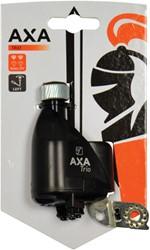 AXA Trio dynamo linkse montage zwart
