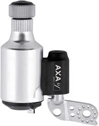 AXA 8201 Dynamo linkse montage zilver