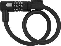 AXA Kabelslot Newton 60cm ø12mm met cijfer code