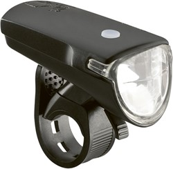 AXA Koplamp Greenline 35lux USB on-off
