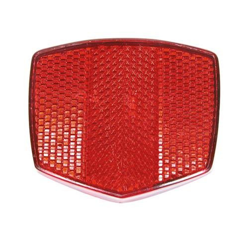 Reflector rood met houder