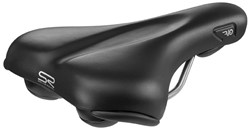 Selle Royal herenfietszadel Rio Plus City zwart
