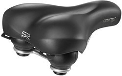 Selle Royal Herenfietszadel Country zwart