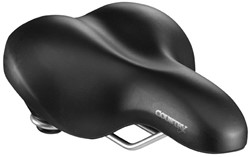 Selle Royal Dames fietszadel Country zwart
