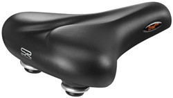 Selle Royal Heren fietszadel Freedom zwart