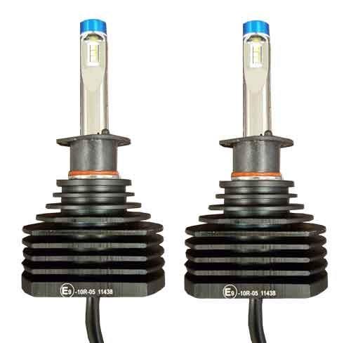Canbus LED dimlicht - H1 - 6000k