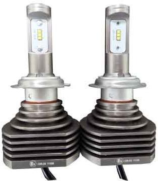 Canbus LED dimlicht - H7 - 6000k-1