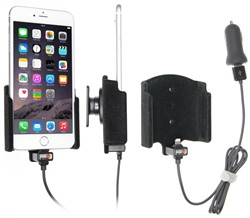 Brodit h/l Apple iPhone 6 Plus/7 Plus USB sig.plug-padded