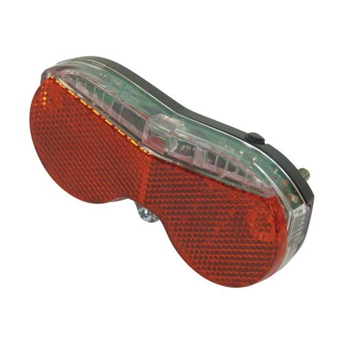 Achterlicht Modern 3 LEDs met reflector