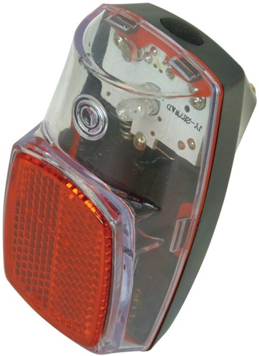 Achterlicht LED/reflector E-keur