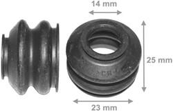 Fuseerubbers 23x25mm G14
