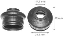 Fuseerubbers 28.5x29mm G14.5