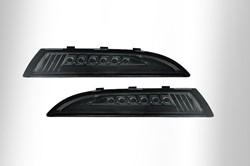 VW Scirocco Dagrijverlichting / Knipperlicht LED Unit Smoke