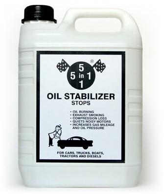 5in1 Oil Stabilizer 5ltr