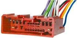 Carcoustic ISO Kabel Mazda 2, 3, 4, 6, 323, 626, Demio, Mx5, Rx8, Xedos