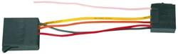 Carcoustic ISO female > ISO male Voedingsverloop Peugeot/Seat/Skoda/VW