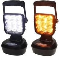 LED-magneetwerklamp op accu