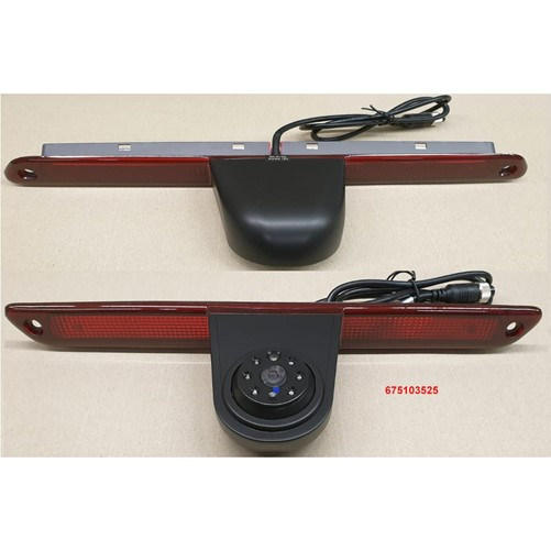 M-use remlicht-camera MB Sprinter / VW Crafter NTSC extra long